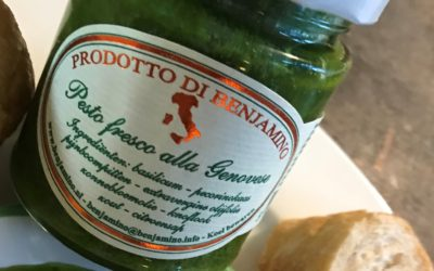 Groene Pesto alla Genovese