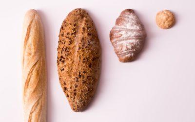 Zelfgemaakte brood