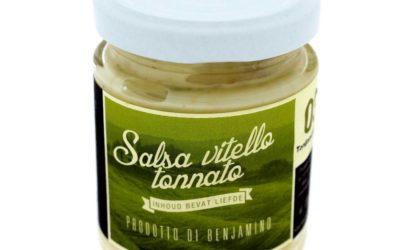 Salsa Vitello tonnato (tonijnmayonaise)